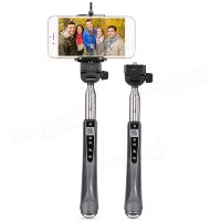 Монопод Hoco Srlfie Stick CPH02 Wireless Zoom Black