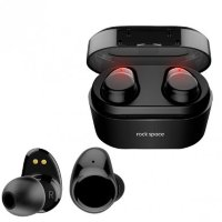 Беспроводные наушники Rock EB30 TWS True Wireless Stereo Earphone Black