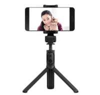Mонопод + штатив с Bluetooth Xiaomi Selfie Stick 360° Rotating Black