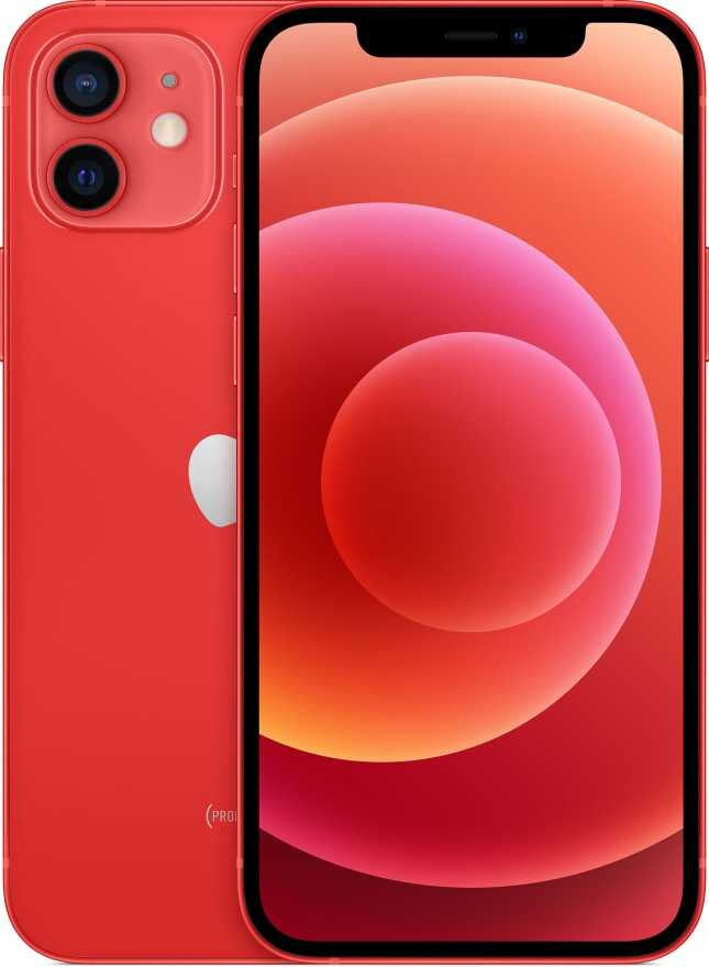 Apple iPhone 12 128 ГБ (PRODUCT)RED