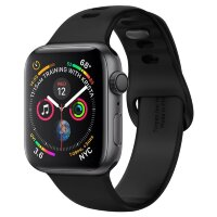 Apple Watch Series 6 GPS 44mm Aluminum Case with Sport Band Black