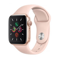 Apple Watch Series 6 GPS 44mm Aluminum Case with Sport Band Pink