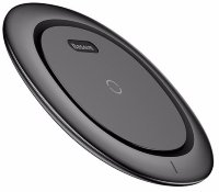 Беспроводная зарядка Baseus Desktop Wireless Charger (WXFD-01) Black