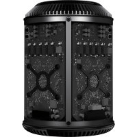 Apple Mac Pro(Xeon E5 3,5Ghz/16Gb/2xAMD/256Gb) MD878