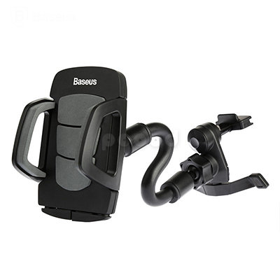Автодержатель Baseus Wind Pro Series Car Mount Black