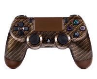 Джойстик SONY DUALSHOCK 4 COOPER CARBON (PS4)