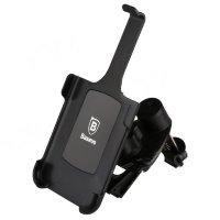 Автодержатель Baseus Six Series iPhone 6S Car Mount Black